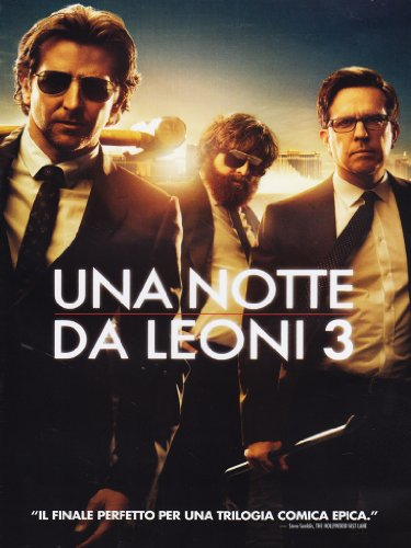 Una notte da leoni 3 [IT Import]