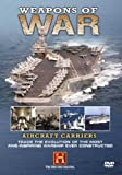 Weapons Of War - Aircraft Carriers [DVD]