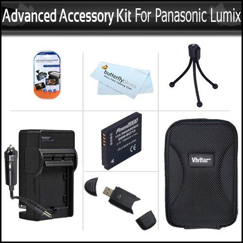 NEW 8Gb Genuine Patriot Memory Card for PANASONIC LUMIX DMC-FS12 Digital camera