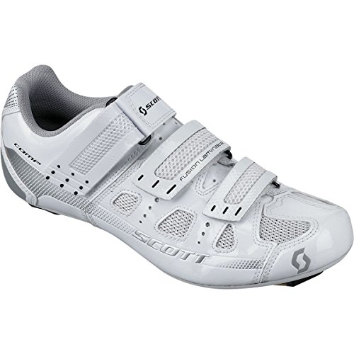 Scott Sports 2016 Women's Comp Road Cycling Shoe - 238879-2979 (white gloss - 38.0) (Scott Road Cycling Shoes compare prices)