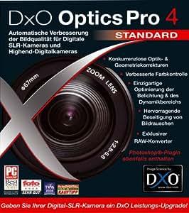 DxO Optics Pro v4 Standard