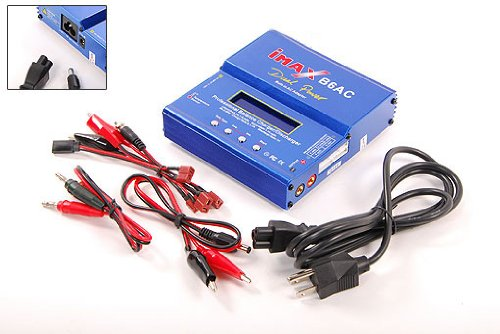Us Ship Imax B6ac Geniune Lipo Battery Balance Charger for 2-6 Cell Lipo Battery
