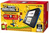 Nintendo 2DS: Console, Nero/Blu + Super Mario Bros 2 [Bundle Special Edition]