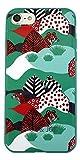 エアージェイ ポール&ジョー (PAUL & JOE)公式ライセンス品 iPhone7対応 TPU バックカバー Jungle PJI7COQUE_JUN