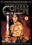 Conan The Destroyer (Collector's Edition) [DVD]