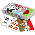 Charlie and Lola Mini Postcard Play Set