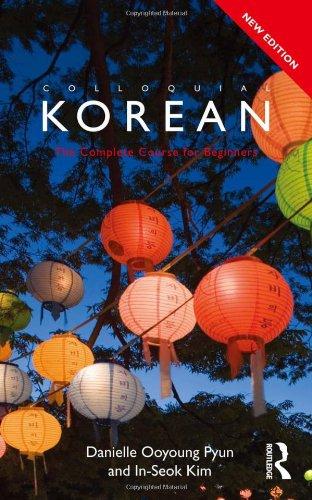 Colloquial Korean (The Colloquial Series)