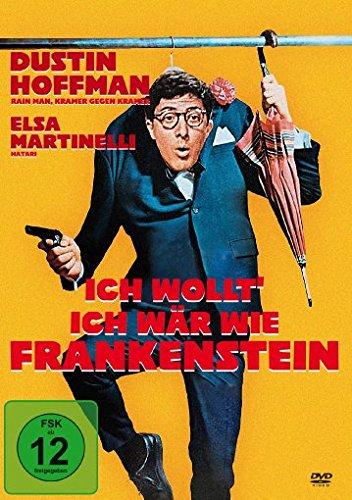 Ich wollt' ich wär wie Frankenstein