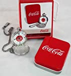 Where to buy Coca Cola RETRO POCKET WATCH Hunter Case