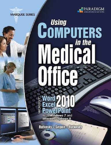 Using Computers in Medical Office - With CD