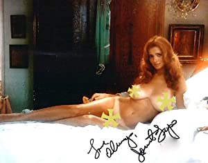 Amazon.com: Janet Lupo Sexy Photo Autograph Reprint Print Autografo