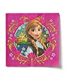 American Greetings Frozen Lunch Napkins (16-Pack), Party Supplies