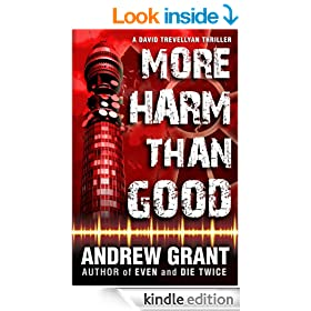More Harm Than Good (David Trevellyan Book 3)