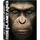 Rise of the Planet of the Apes (Two-Disc Edition Blu Ray + DVD/Digital Copy Combo) [Blu-ray] ~ James Franco