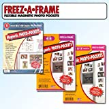 Amazon Com Freez A Frame Magnetic 8 5 Inch X 11 Inch