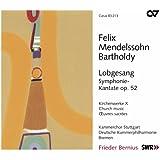 Lobgesang Symphonie-Kantate Op.52