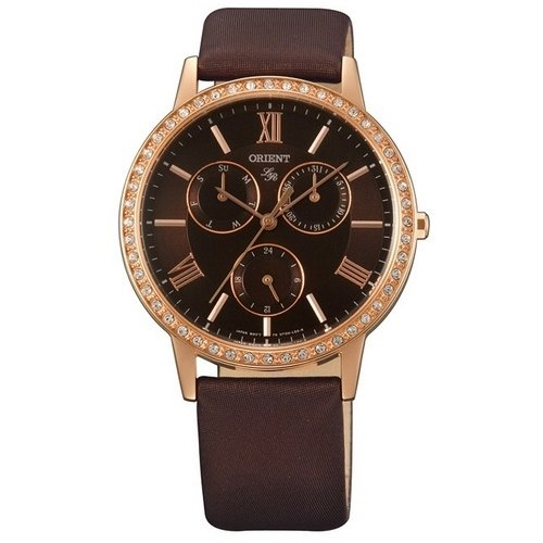 Watch Orient Lady Rose Ut0h001t Women´s Brown