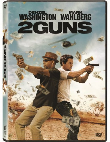 2 Guns (Dvd Import) (European Format - Region 2) (2014) Denzel Washington; Mark Wahlberg; Paula Patton; Bal