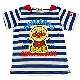 (バンダイ)BANDAI 半袖Tシャツ ベビー アンパンマン ボーダー柄 ネイビー 90 ランキングお取り寄せ