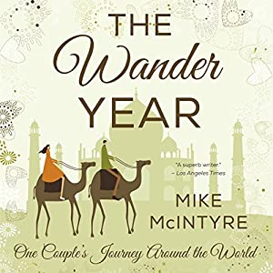 The Wander Year Audiobook
