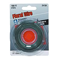 Hillman Fastener Corp 123108 Do it Floral And Craft Wire-100' FLORAL WIRE