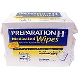 PREPARATION-H® 144 Medicated Wipes