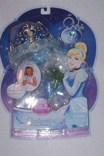 Disney: Cinderella Royal Wedding Set - 1