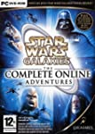 Star Wars Galaxies : The Complete Onl...