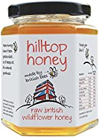 Hilltop Honey Raw British Wildflower 340 g