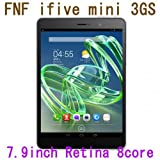 FNF ifive mini3GS 8core Retinaモデル RAM2GB 16GB Android4.4