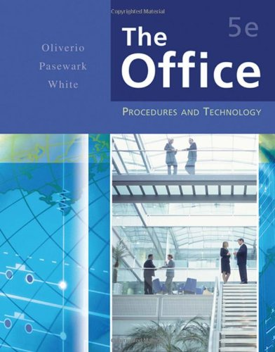 The Office: Procedures and Technology (5th Edition)