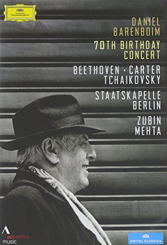 DVD : Daniel Barenboim - Daniel Barenboim: 70th Birthday Concert (DVD)