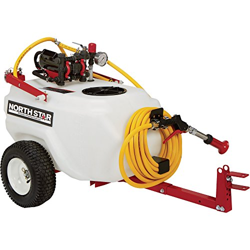 NorthStar High-Pressure Tow Behind Tree/Orchard Sprayer - 21 Gallon, 2 GPM, 12 Volt (High Pressure Tree Sprayer compare prices)