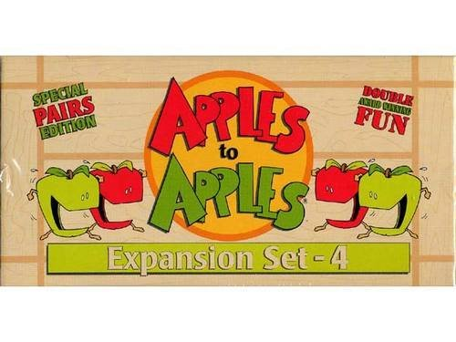 Apples to Apples Expansion Set 4: Special Pairs Edition