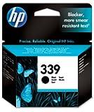 HP 339 - Black Inkjet Print Cartridge (C8767EE)