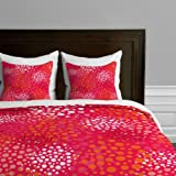 DENY Designs Khristian a Howell Brady Dots 2 Duvet Cover, Twin
