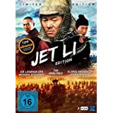 Jet Li Edition [3 DVDs]