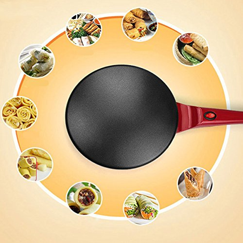 Household Convenient Thin Baking Electric Pan With A Switch