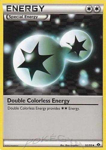 Pokemon - Double Colorless Energy (92) - BW - Next Destinies (Pokemon Double Colorless Energy compare prices)