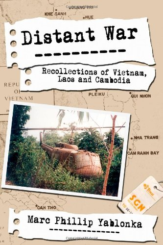 Image of Distant War: Recollections of Vietnam, Laos and Cambodia