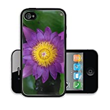 buy Liili Premium Apple Iphone 4 Iphone 4S Aluminum Case Beautiful Purple Lilies Naturally Image Id 23181139