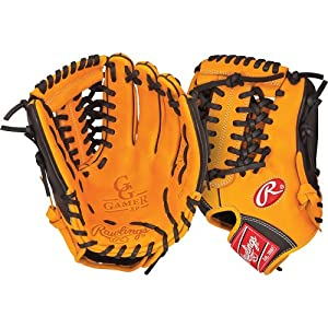 Buy Rawlings Gold Glove Gamer XP Baseball Glove, Black Orange, 11.75-Inch by Rawlings