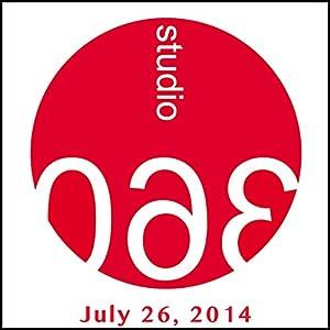Studio 360: Tupac on Broadway & Mad Magazine | [Kurt Andersen]
