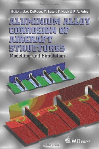 Aluminum Alloy Corrosion of Aircraft Structures: Modelling and Simulation