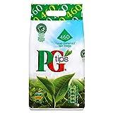 PG TIPS PYRAMID TEA BAGS PK460 PGTIPS 92847