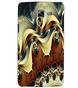 SAMSUNG GALAXY J7 PATTERN Back Cover by PRINTSWAG
