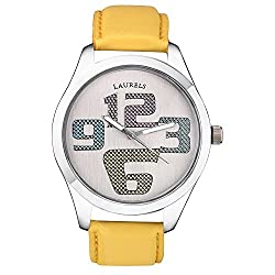 Laurels Colors 1 Analog Multicolor Dial Mens Watch ( Lo-Colors-1)