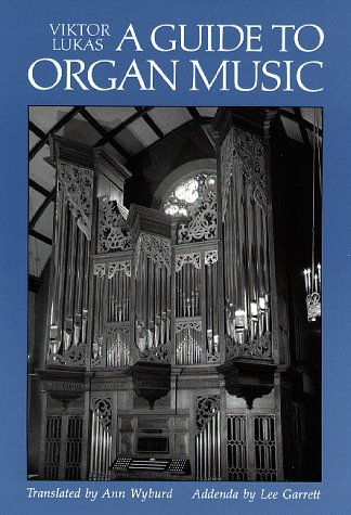 A Guide to Organ Music