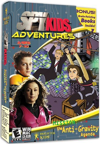 Spy Kids: the Anti Gravity Agenda (PC & Mac)