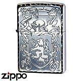 ZIPPO ジッポ ジッポー ライター ジッポライター ナイトオブクレスト 紋章の騎士